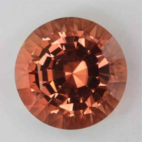 Copper Diffusion in Tourmaline